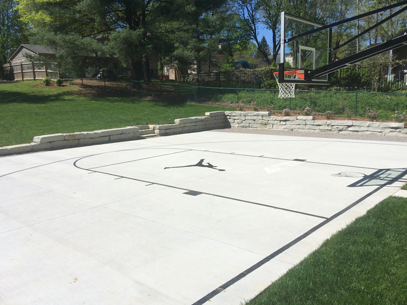 Game Changer Athletics | Outdoor Courts